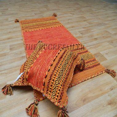 Inca Kelim - Terracotta