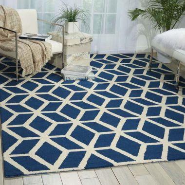 Linear - LIN01 Blue / Ivory