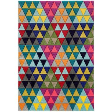 Malibu MA02 Rug in Triangle