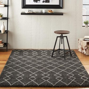 Martil MAT01 Rugs in Charcoal