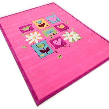 Children's Floral Centre - Pink - 3658
