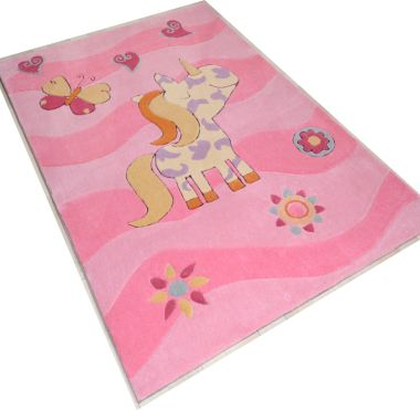 Children's Pink Pony Rose - 3034