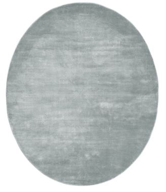 Linie Momento Oval Rugs - Steel