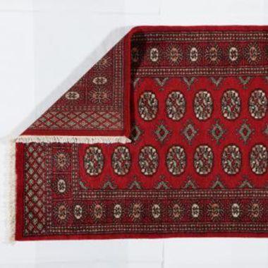 Pakistan Mori Bokhara In Red