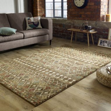 Nova Odine Brown Rugs