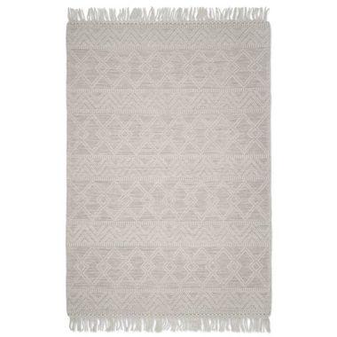 Palermo Wool -  White / Beige