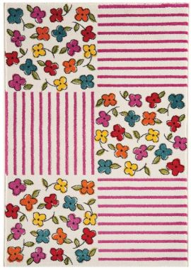 Play - Patchwork Flower