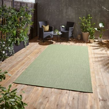 Pop Light Green Outdoor rug