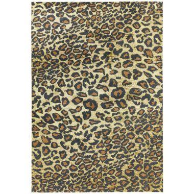 Quantum QU01 Leopard Rugs