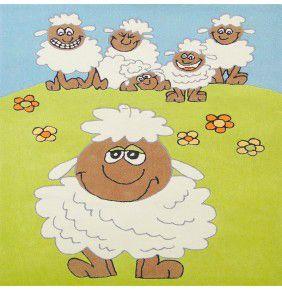 Rainbow Kids - Meadow Sheep