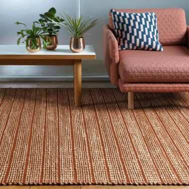 Ranger Red Natural Rugs