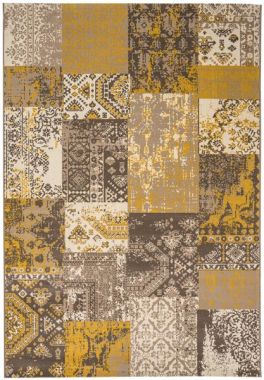 Revive Patchwork Mustard - RE06