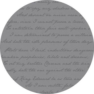 Mineheart - Richard III Rug in Grey
