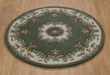 Mahal Round - Green