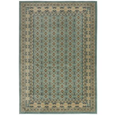 Sincerity Royale Bokhara In Light Teal