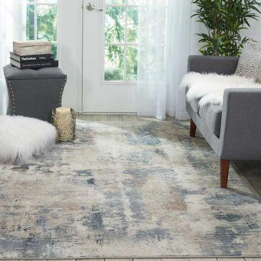 Rustic Textures - RUS05 Beige Grey
