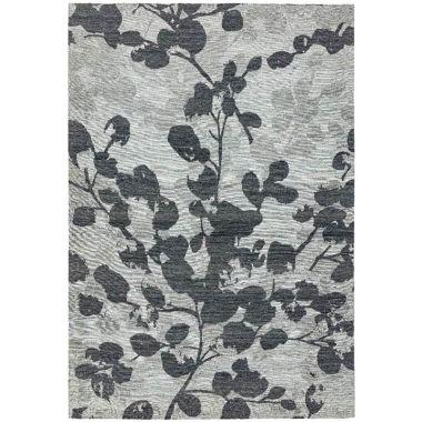 Shade SH05 Leaf Grey Rugs