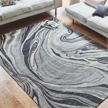 Shade SH01 Marble Grey Rugs
