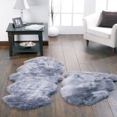Sheepskin - Grey
