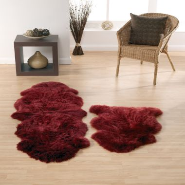 Sheepskin - Berry
