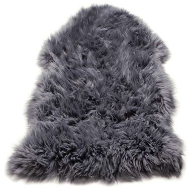 Asiatic Sheepskin - Grey