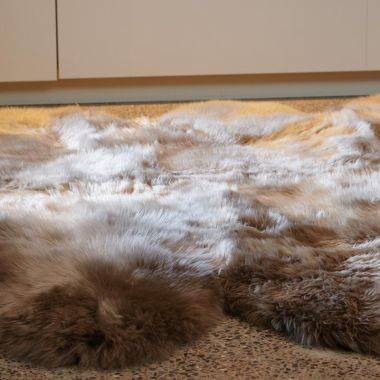 Asiatic Sheepskin - Taupe