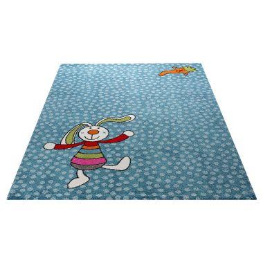 Sigi-Kid Rainbow Rabbit Blue - SK 0523-01