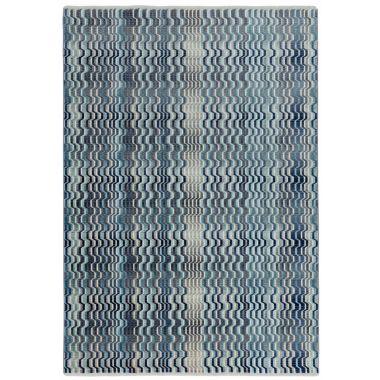 Skye SK03 Wave Blue Rugs