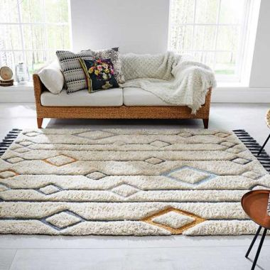 Solitaire Beau rugs by Luxmi