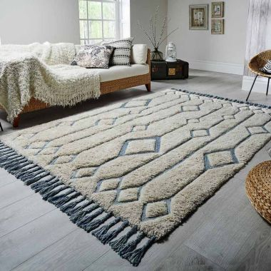 Solitaire Sion rugs by Luxmi