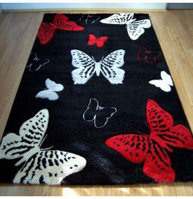 Sprit Butterfly - Black / Red