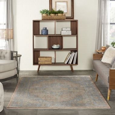 Starry Nights Rugs in Blush / Multi by Nourison STN07