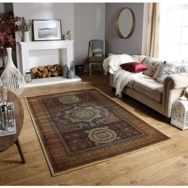 Tabriz Traditional Rugs in Design 35X