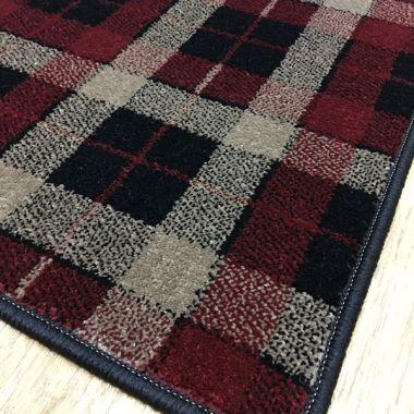 Tapestry Content Tartan Rugs - Bespoke