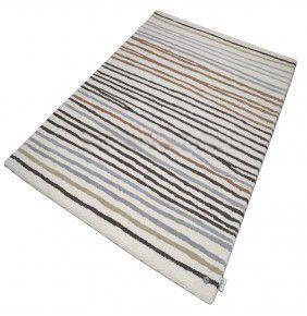 Tom Tailor - Easy Stripes Cream & Grey