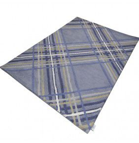 Tom Tailor - Large Check Blue