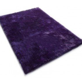 Tom Tailor Soft Shaggy - Purple