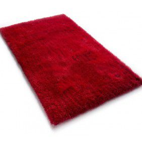 Tom Tailor Soft Shaggy - Red