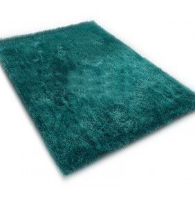 Tom Tailor Soft Shaggy - Turquoise