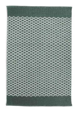 Hug Rug Woven Trellis - Warm Grey