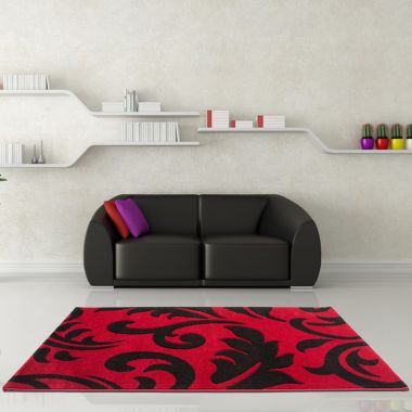 Utrecht - Red & Black