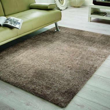 Velvet Rugs in Natural