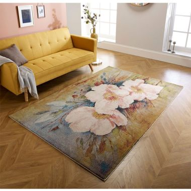 Verona Floral Rugs in Design 172X