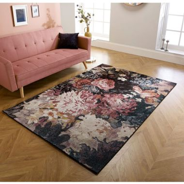 Verona Floral Rugs in Design 173Z