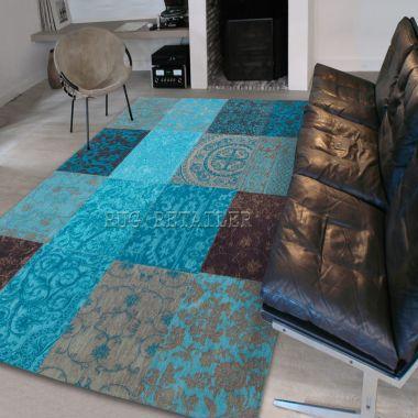 Vintage - Turquoise 8001 - 8105