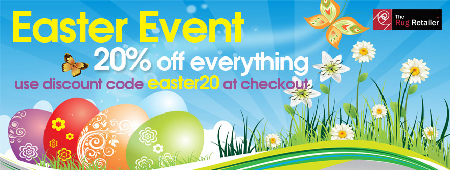 easter 20 rug discount code