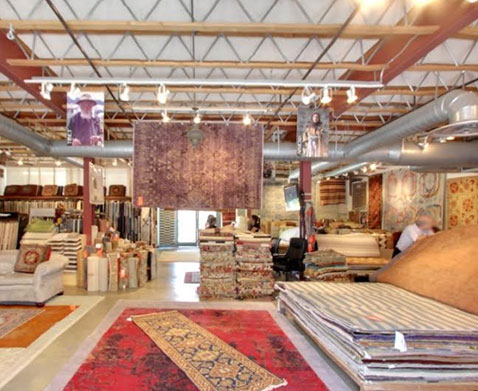 The Rug Retailer Store